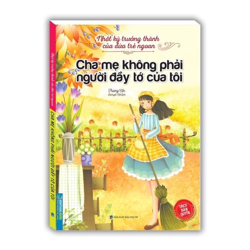 Sách - Nhật Ký Trưởng Thành Của Đứa Trẻ Ngoan...