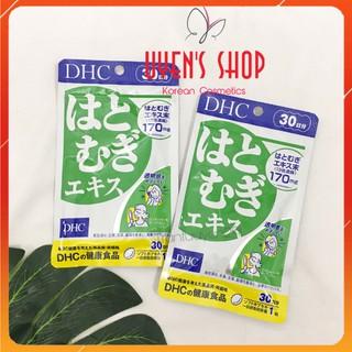Viên uống Trắng da DHC Nhật Bản Adlay Extract thumbnail