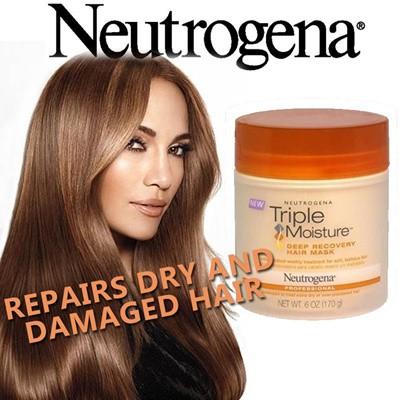 Kem Ủ Tóc Siêu Mượt Neutrogena Triple Moisture Deep Recovery Hair Mask 170g {Date 11/2020} - 3105955 , 1120834717 , 322_1120834717 , 210000 , Kem-U-Toc-Sieu-Muot-Neutrogena-Triple-Moisture-Deep-Recovery-Hair-Mask-170g-Date-11-2020-322_1120834717 , shopee.vn , Kem Ủ Tóc Siêu Mượt Neutrogena Triple Moisture Deep Recovery Hair Mask 170g {Date 1