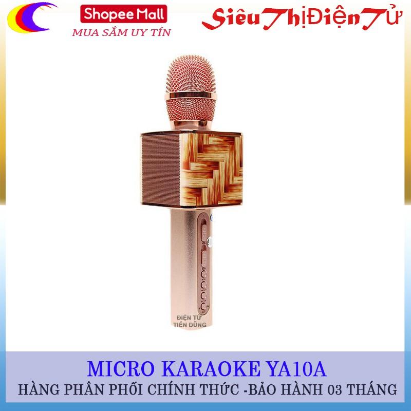 MICRO KARAOKA YS10A Kết Nối Bluetooth