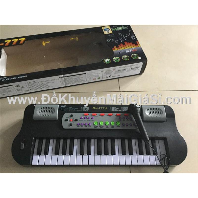 Đồ chơi đàn Organ Enfa 37 phím cho bé dùng pin có micro + ghi âm (MS: HS-777A)... - 3320946 , 1122264912 , 322_1122264912 , 165000 , Do-choi-dan-Organ-Enfa-37-phim-cho-be-dung-pin-co-micro-ghi-am-MS-HS-777A...-322_1122264912 , shopee.vn , Đồ chơi đàn Organ Enfa 37 phím cho bé dùng pin có micro + ghi âm (MS: HS-777A)...