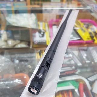 Ăng ten thu sóng micro không dây hay Râu mic không dây thay thế cho tất cả micro không dây đời UGX