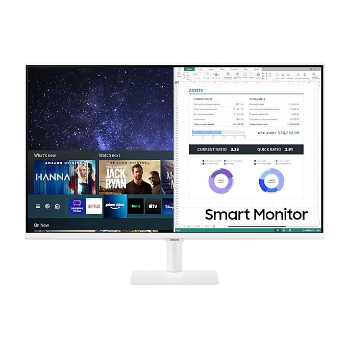 Màn Hình Thông Minh Samsung FHD LS32AM501NEXXV 32inch