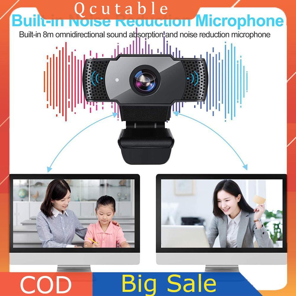 Webcam 1080p Hd 2mp Kèm Bộ Phụ Kiện
