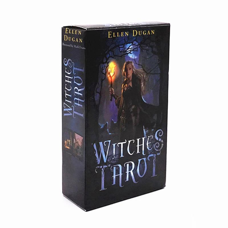 Tarot Cards Read Mythic Fate Divination for Fortune Witch Card Game