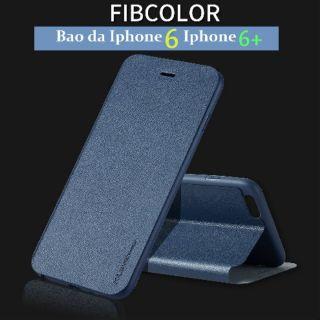 Bao da fibcolor iphone 6 plus / 6s plus chính hãng x-level