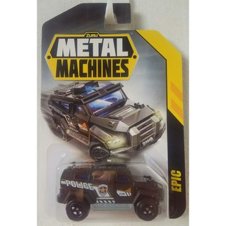 Xe mô hình Metal Machines Epic ZEB19