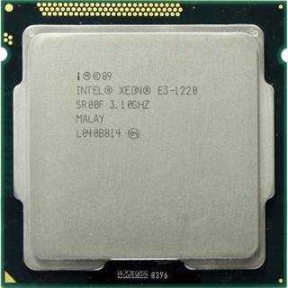 CPU INTEL XEON E3 1220, E3 1220V2, E3 1220V3 CHO MÁY PC
