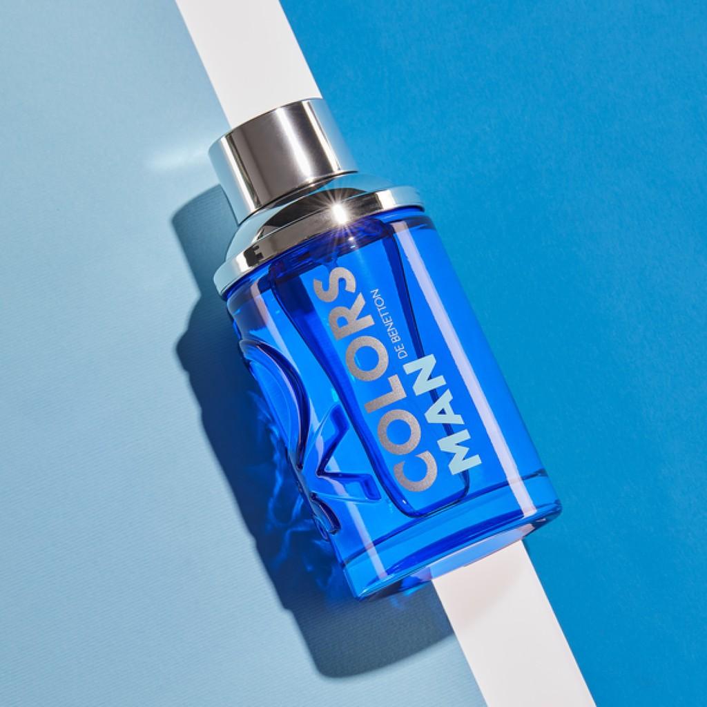 Paris France Beauty - Nước Hoa Nam United Color Of Benetton Colors Man Blue 100ml