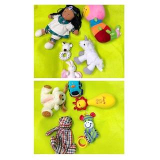 Gấu bông nguyên lô đồ chơi