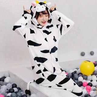 Bộ đồ thú Bò sữa, bộ đồ thú cosplay