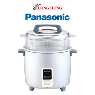 Nồi cơm điện nắp rời Panasonic 2.2 lít SR-W22G - Hàng chính hãng