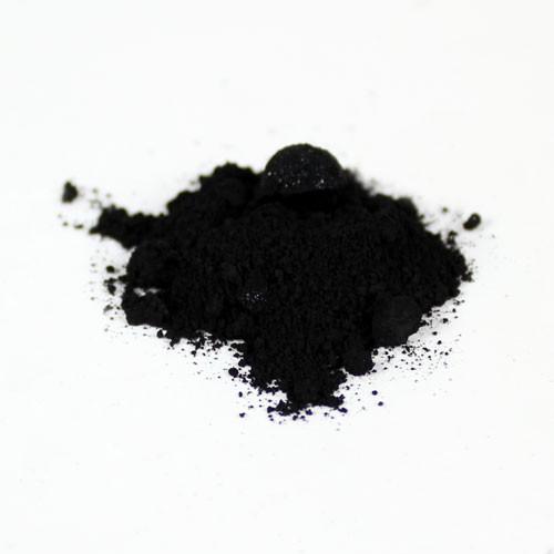 Màu khoáng làm son handmade (Màu đen)