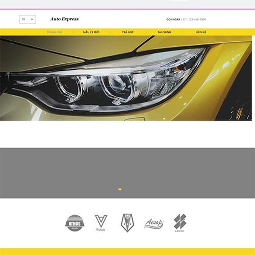 Toàn quốc [EVoucher] Thiết kế website cao cấp trị giá 500.000 đồng (Năm trăm nghìn đồng) - Sahago