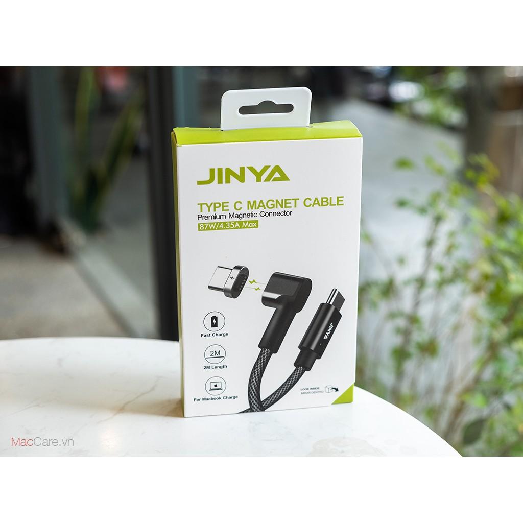 Cáp sạc nam châm Type-C JINYA cho macbook/Laptop