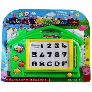 bảng viết xóa đồ chơi