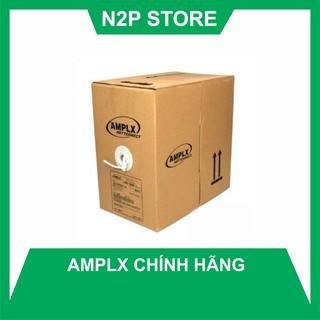 Thùng cáp mạng LAN UTP CAT 5E AMP LX 0830 (305M)