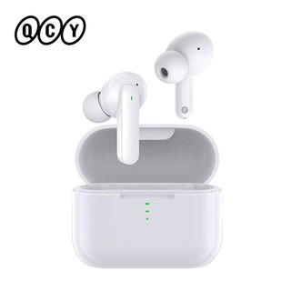 Tai Nghe Nhét Tai Không Dây QCY T10 Bluethooth Chống Ồn ENC Cho Điện Thoại Android iPhone