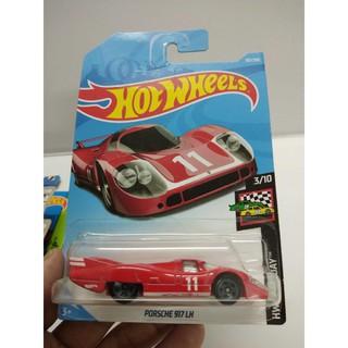 Xe Mô Hình Chính Hãng HotWheels – Porsche 917 TH (Red)
