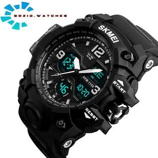 Đồng hồ điện tử nam thể thao chính hãng SKMEI thể thao đa chức năng siêu bền SM25 -Gozid.watches