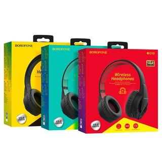 Tai Nghe Bluetooth cao cấp chụp tai Borofone BO10 âm thanh sống động thumbnail