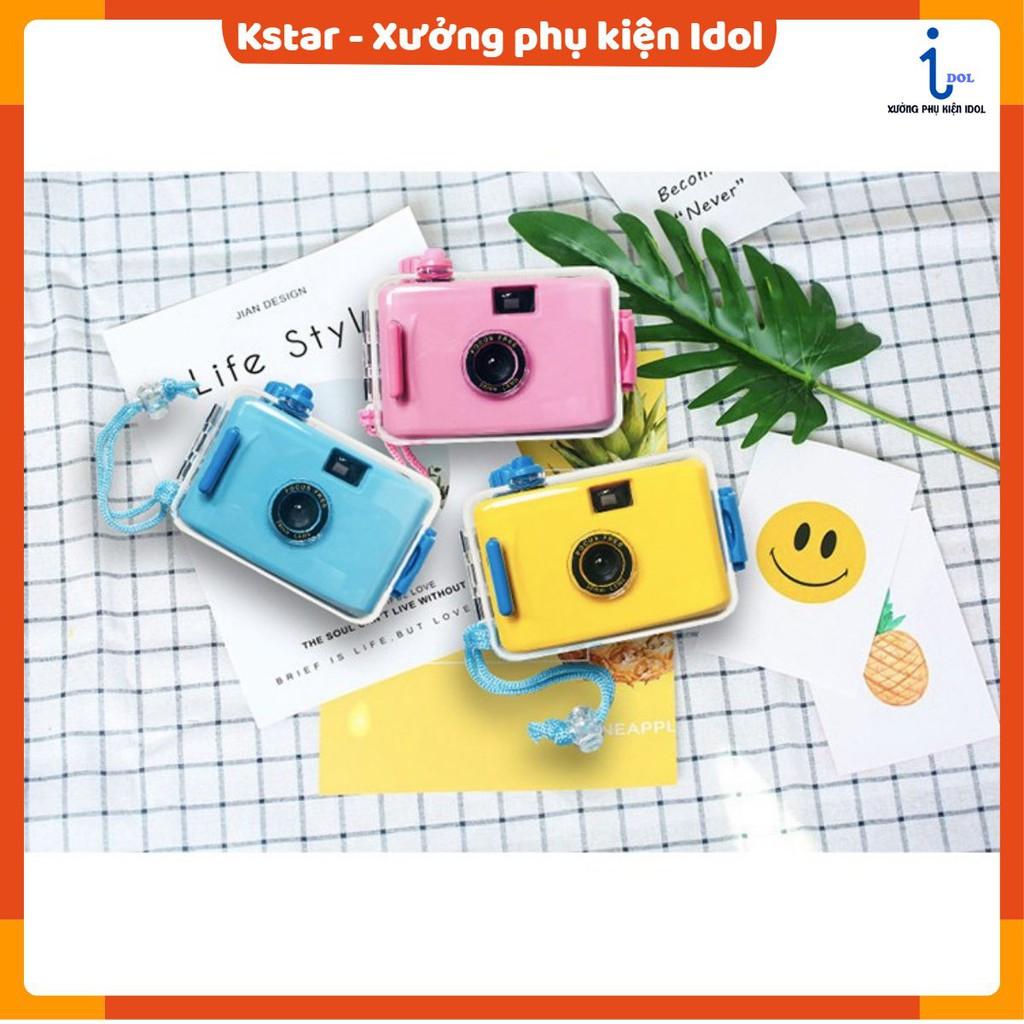 Máy ảnh chống nước cầm tay đủ màu (có bán film riêng)
