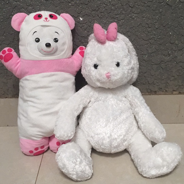 Combo 2 gấu bông cho bé