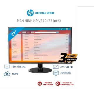 """[Mã ELHPOCT giảm 7% đơn 2TR] Màn hình vi tính HP V270 27-inch Monitor,3Y WTY_2KZ35AA - Hàng Chính Hãng giá chỉ còn <strong class=""""price"""">369.000.000.000đ</strong>"""