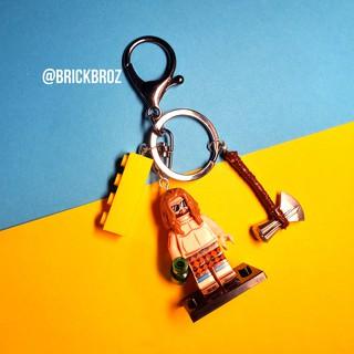 [Móc khóa Lego] BRO THOR béo – bb38 – Brickbroz