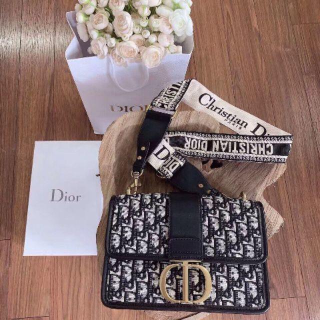 Túi Dior Montaigne Full Box Size 18,5 cm