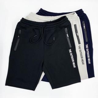 Quần short thể thao nam. quần đùi tập gym nam. chất liệu thun boly co giãn 4 chiều