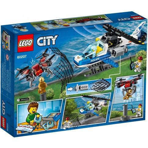 LEGO City 60207 - Trực Thăng Cảnh Sát