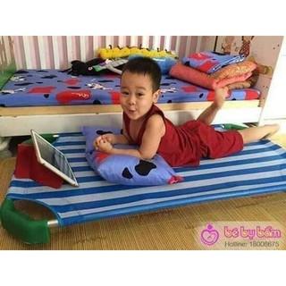 (An Toàn Cho Bé) Giường Lưới Trẻ Em_ Giường Lưới Baby