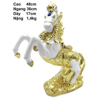 Tượng Ngựa - Mã Đáo Thành Công - Phong Thuỷ - Trang trí nội thất phòng khách, phòng làm việc - Quà tặng Tân Gia, đối tác