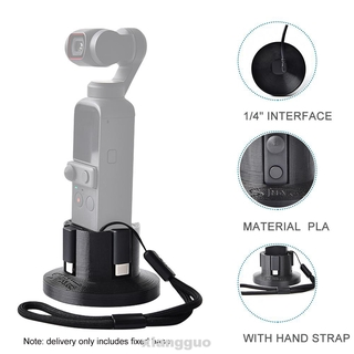Fixed Holder Stand Desktop Professional Multifunctional Charging Portable Vlog For DJI Pocket 2