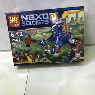 Lego NEXO cỡ lớn 249 miếng