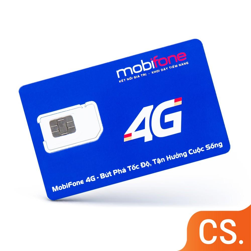 Sim 4G Mobifone MDT250A trọn gói 1 năm không nạp