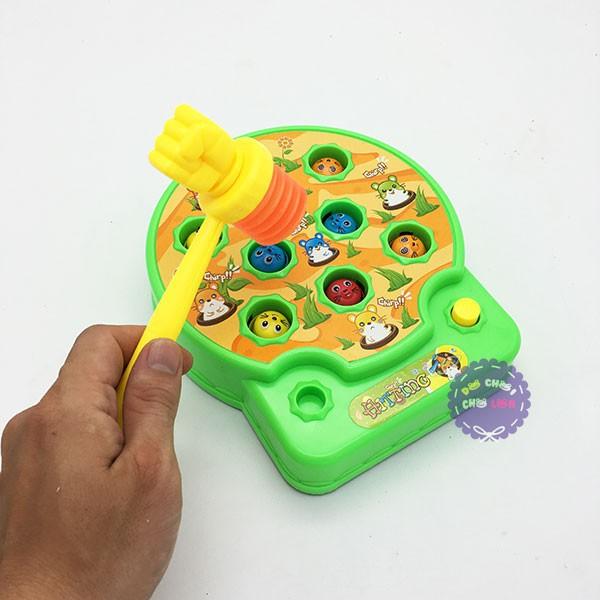 [Freeship] Bộ đồ chơi đập chuột vui nhộn cho bé – Only'shop
