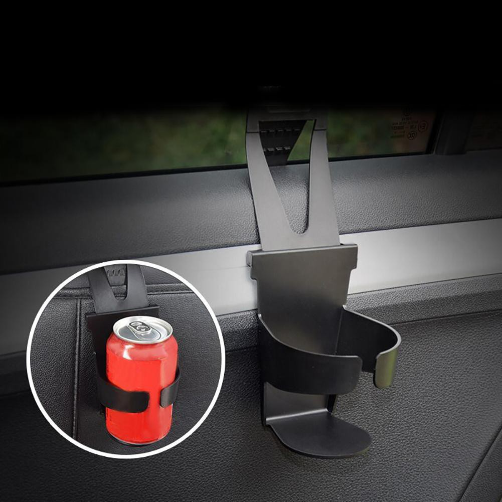 XOHU_Vehicle Drink Holder Universal Car Door Mount Hanging Water Bottle Cup Stand