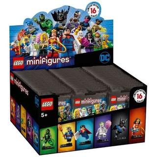 [1 nhân vật] 71026 LEGO Minifigures DC Super Heroes - Nhân vật LEGO DC minifigures thumbnail