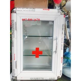 Tủ thuốc y tế gia đình treo tường