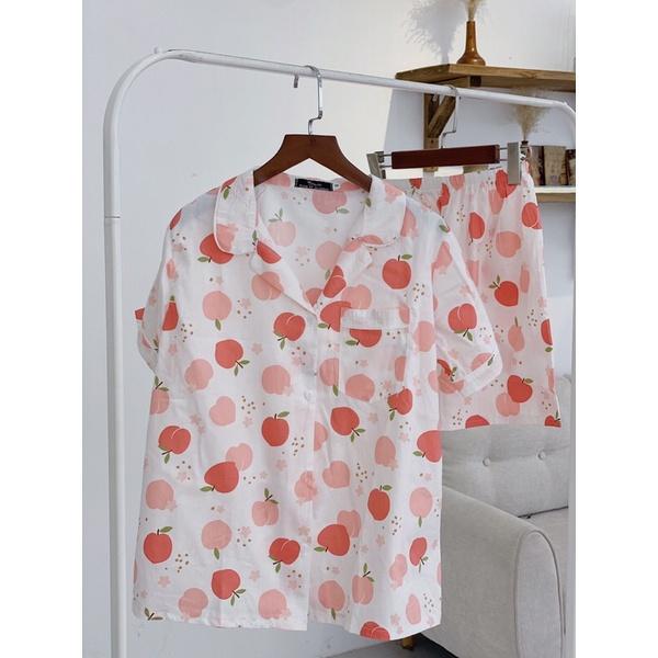 Mặc gì đẹp: Ngủ ngon với BỘ PIJAMA / PIZAMA bộ mặc nhà chất thô mát hàng thiết kê [ shop ưu đãi ]