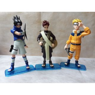 Mô hình bộ 3 nhân vật trong Naruto