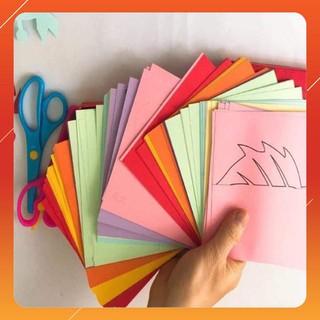 [SIÊU KM] Bộ đồ chơi cắt giấy tạo hình cho bé – SIÊU CHẤT LƯỢNG