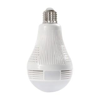 360 °LED Light 960P Wifi Camera Panoramic Home Security WiFi CCTV Fisheye Bulb Night Vision Two Way Audio