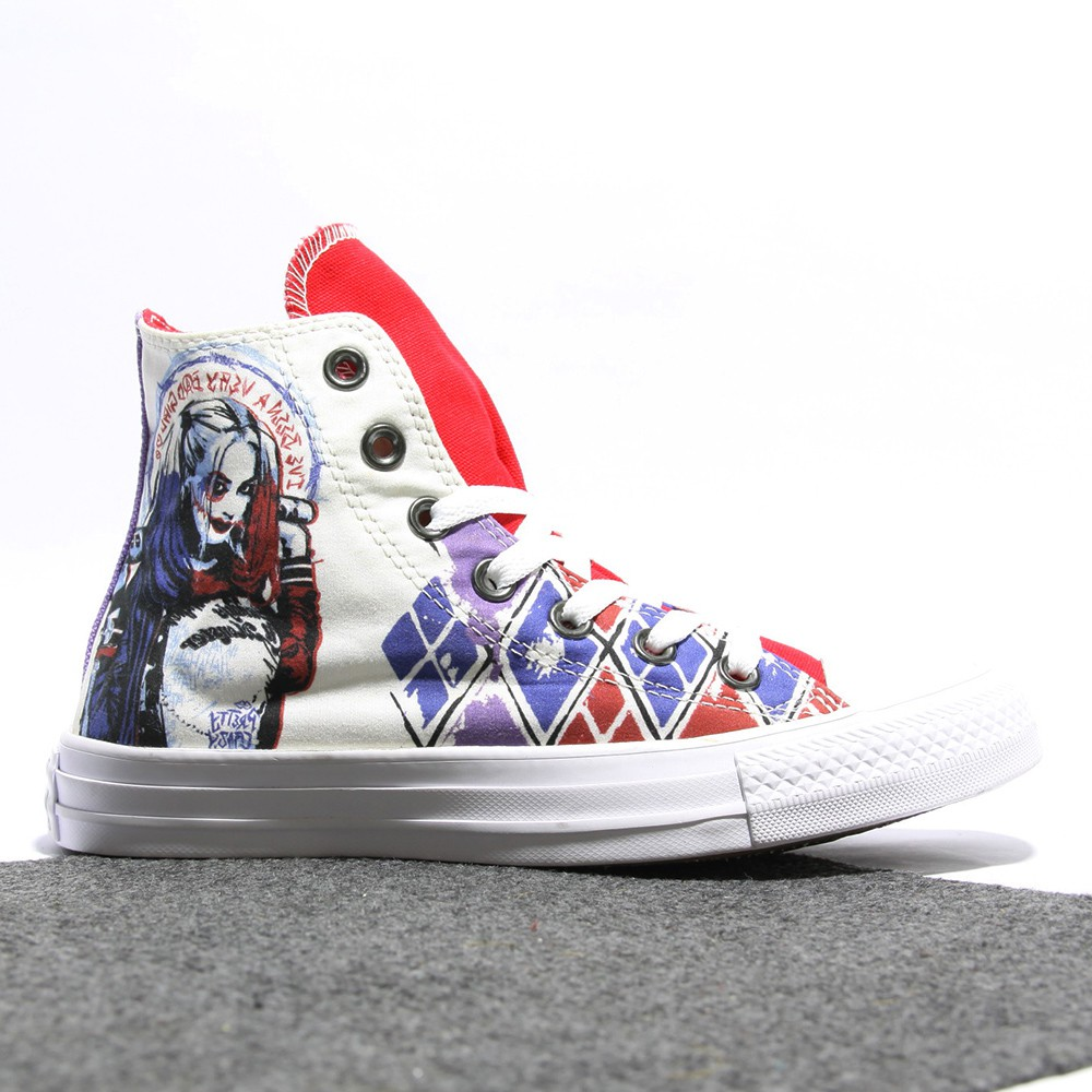 converse harley quinn Shop Clothing & Shoes Online