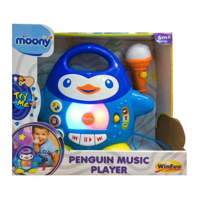 Đàn nhạc chim cánh cụt moony