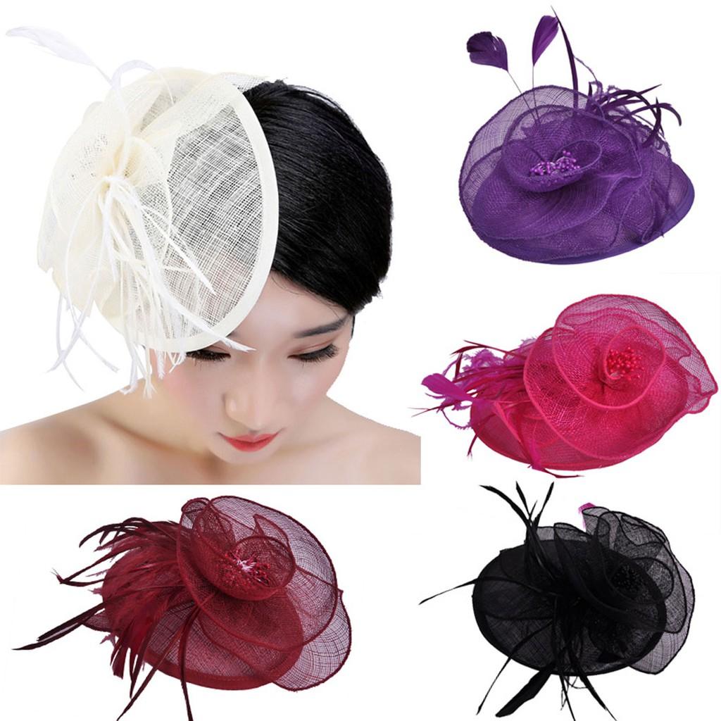 Cài tóc hình nón phối lông vũ nữ tính - 13798997 , 2055975336 , 322_2055975336 , 201600 , Cai-toc-hinh-non-phoi-long-vu-nu-tinh-322_2055975336 , shopee.vn , Cài tóc hình nón phối lông vũ nữ tính