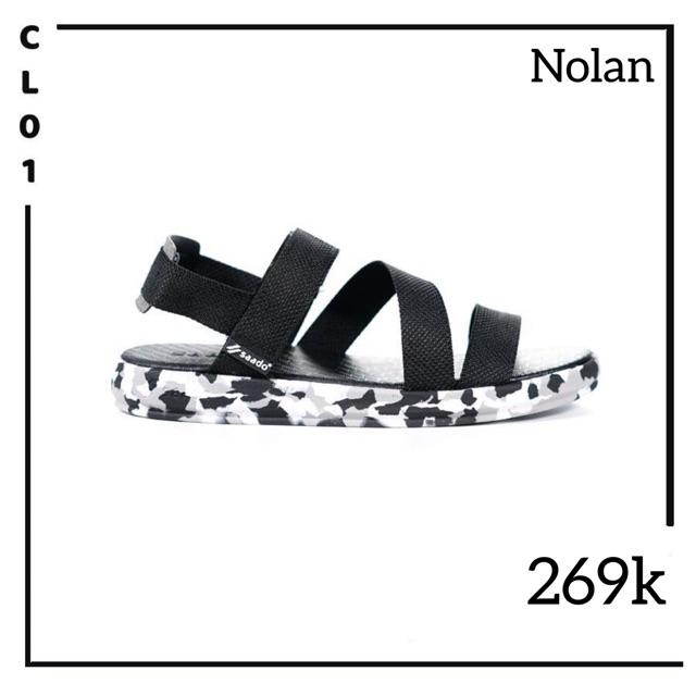 Sandal Nolan - Biệt đội bóng đêm - CL01