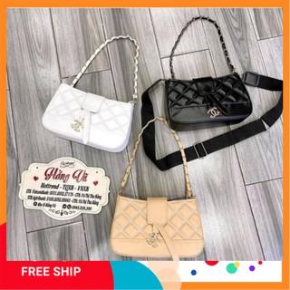 Túi đeo vai khóa chữ X, FREESHIP ,size 22 cm thumbnail